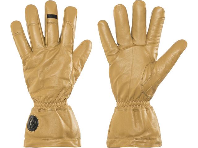 Black Diamond Work Gloves natural